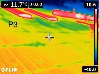 Thermographic Flat Roof Survey