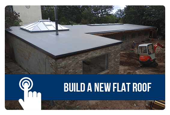 Build a New Flat Roof