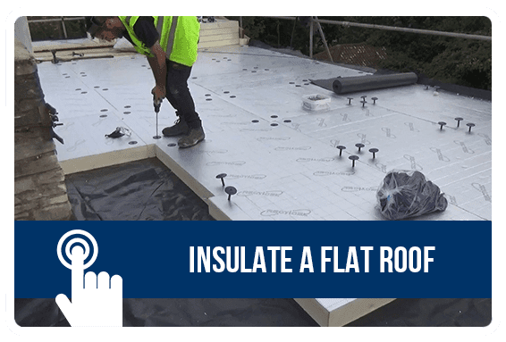 Insulate a Flat Roof