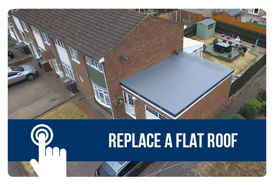 Replace a Flat Roof